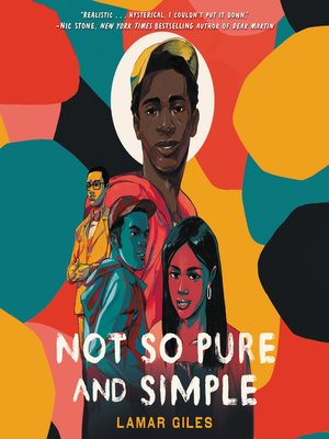 cover image of Not So Pure and Simple