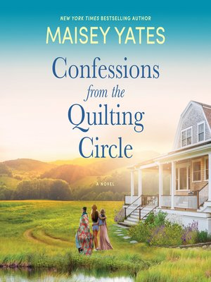 cover image of Confessions from the Quilting Circle