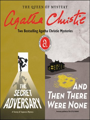 cover image of The Secret Adversary & And Then There Were None