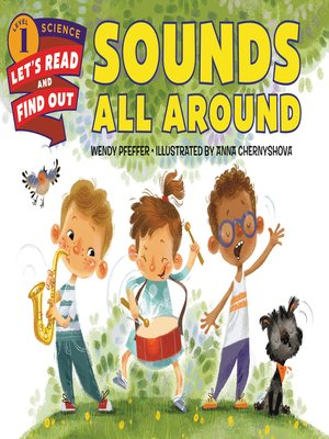 cover image of Sounds All Around