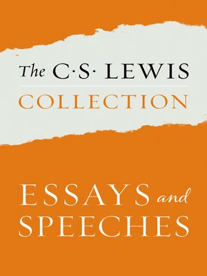 cover image of The C. S. Lewis Collection