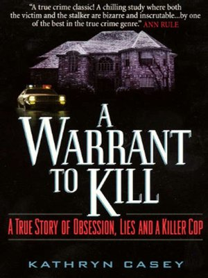 cover image of A Warrant to Kill