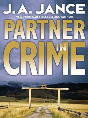 cover image of Partner in Crime