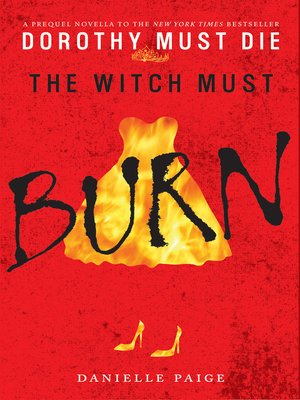 cover image of The Witch Must Burn