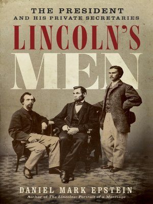 cover image of Lincoln's Men