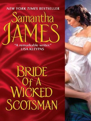 cover image of Bride of a Wicked Scotsman