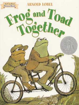 cover image of Frog and Toad Together
