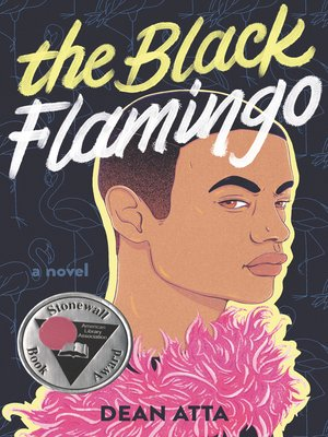 cover image of The Black Flamingo