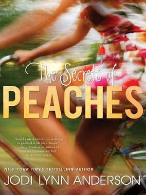 cover image of The Secrets of Peaches