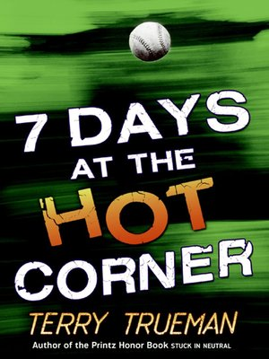 cover image of 7 Days at the Hot Corner