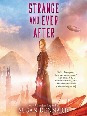 cover image of Strange and Ever After