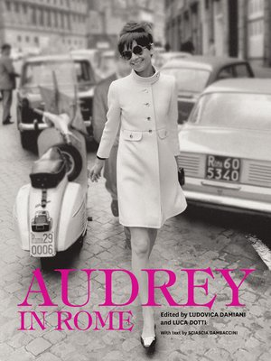 cover image of Audrey in Rome