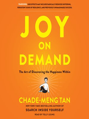 cover image of Joy on Demand