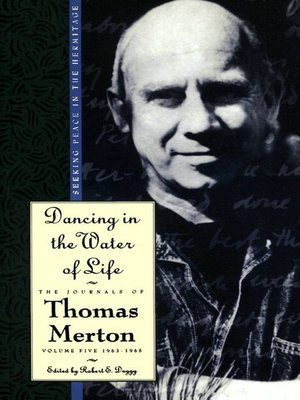cover image of Dancing in the Water of Life