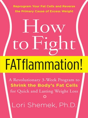 cover image of How to Fight FATflammation!