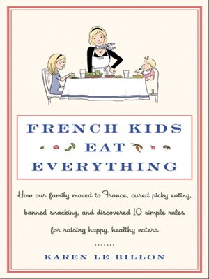 cover image of French Kids Eat Everything