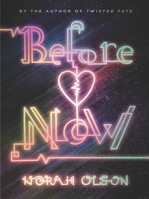 cover image of Before Now