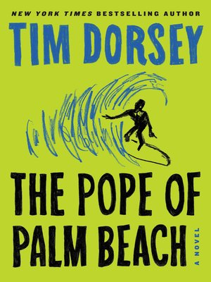 cover image of The Pope of Palm Beach