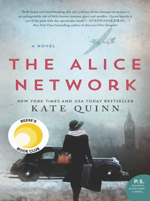 cover image of The Alice Network