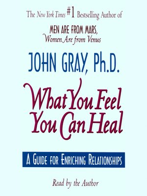 cover image of What You Feel You Can Heal