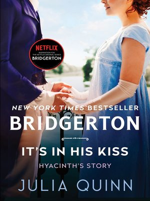 cover image of It's in His Kiss with 2nd Epilogue