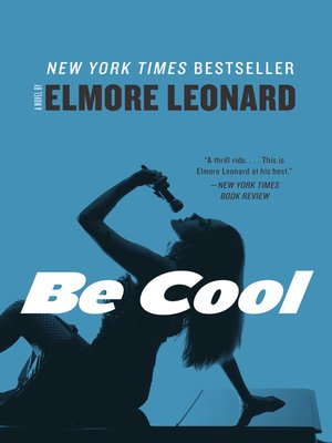 cover image of Be Cool