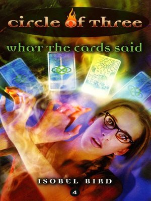 cover image of What the Cards Said