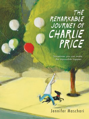 cover image of The Remarkable Journey of Charlie Price