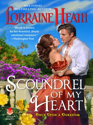 cover image of Scoundrel of My Heart