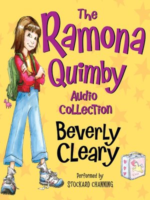 Beverly cleary overdrive rakuten overdrive ebooks audiobooks cover image of the ramona quimby audio collection fandeluxe Gallery
