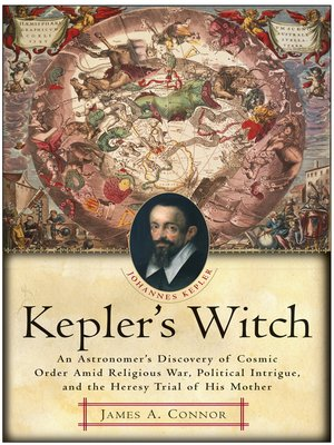 cover image of Kepler's Witch