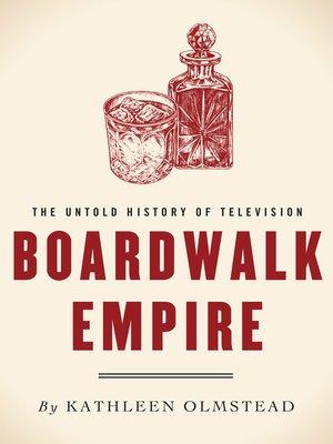cover image of Boardwalk Empire