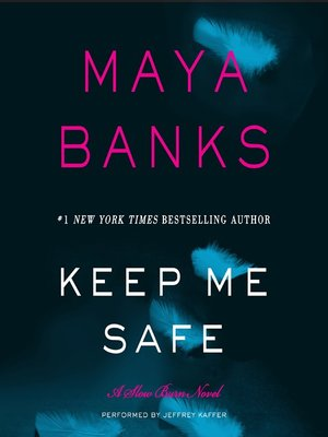 cover image of Keep Me Safe