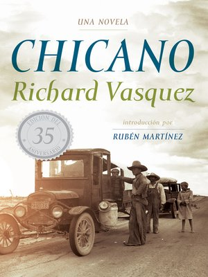 cover image of Chicano SPA
