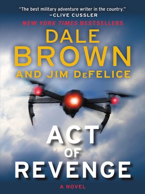 cover image of Act of Revenge