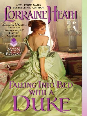 cover image of Falling into Bed with a Duke