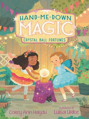 cover image of Hand-Me-Down Magic #2