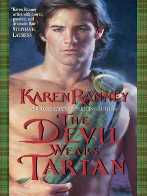 cover image of The Devil Wears Tartan