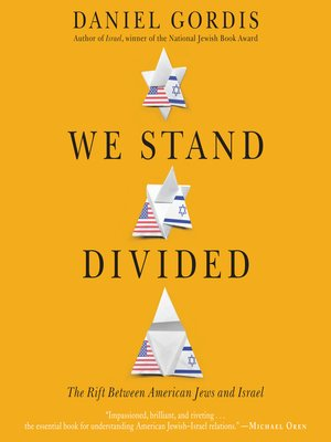 cover image of We Stand Divided