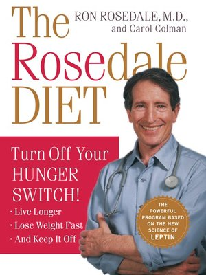 cover image of The Rosedale Diet