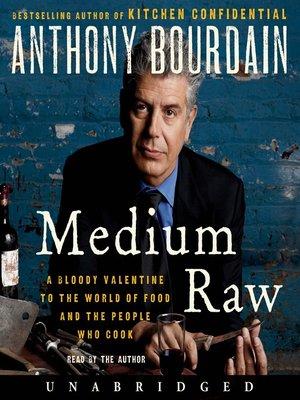 cover image of Medium Raw