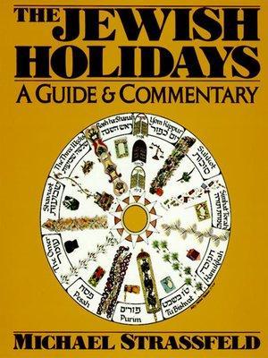 cover image of Jewish Holidays
