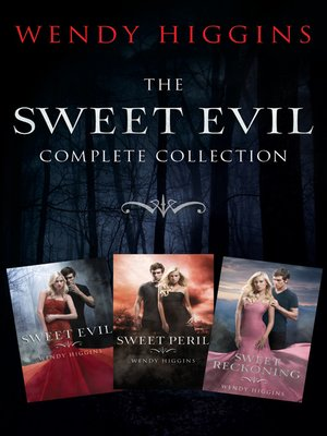 cover image of Sweet Evil 3-Book Collection