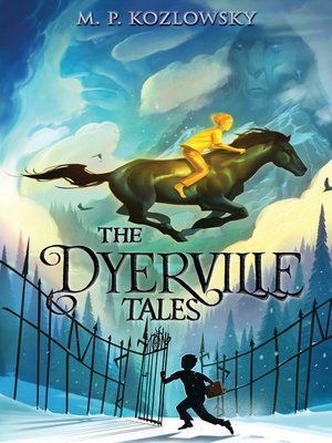 cover image of The Dyerville Tales