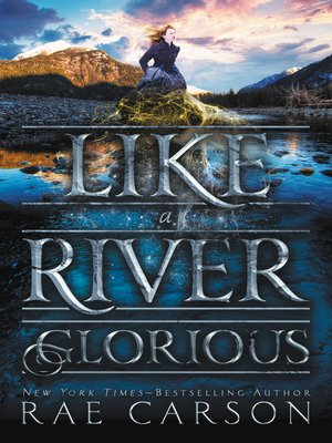 cover image of Like a River Glorious