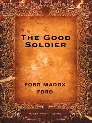 cover image of The Good Solider