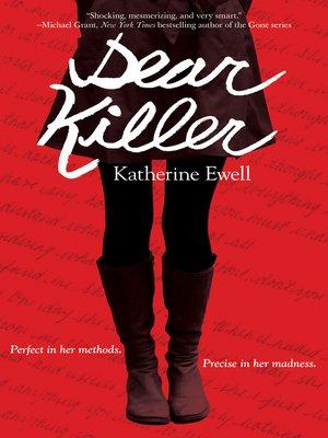 cover image of Dear Killer