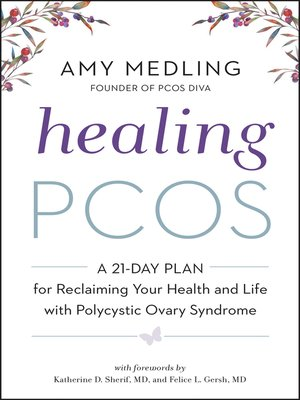 cover image of Healing PCOS