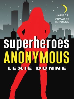 cover image of Superheroes Anonymous