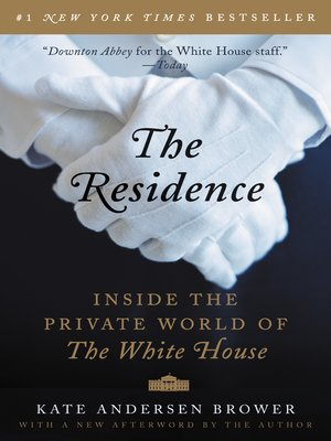 cover image of The Residence